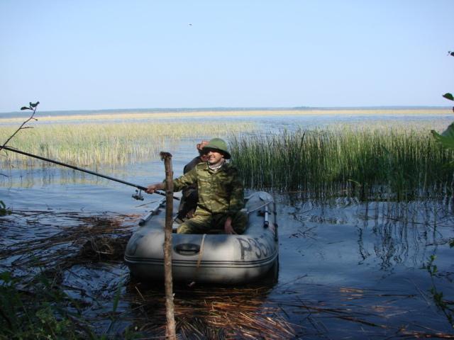 рыбалка на озере сиг тверская область видео